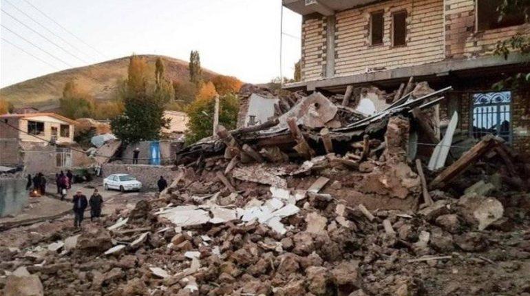 زلزال panet